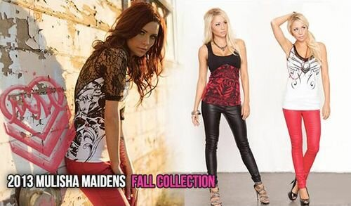 Mulisha Maidens Fall Collection