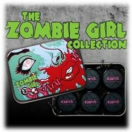 MeSo Makeup The Zombie Girl Collection