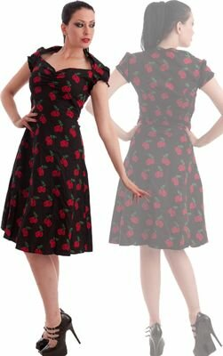 Necessary Evil Damara Dress
