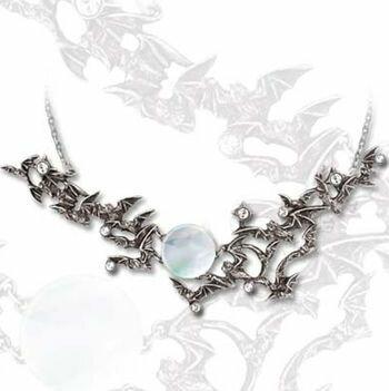 Alchemy Gothic Twilight Necklace