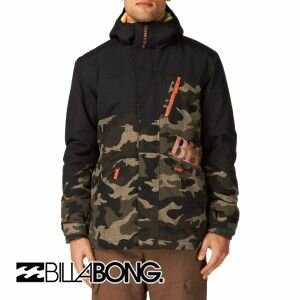 Mens Camouflage Snow Jackets
