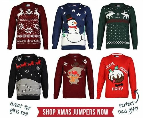 Tokyo Laundry Christmas Jumpers