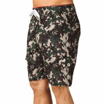 Independent AWOL Board Shorts