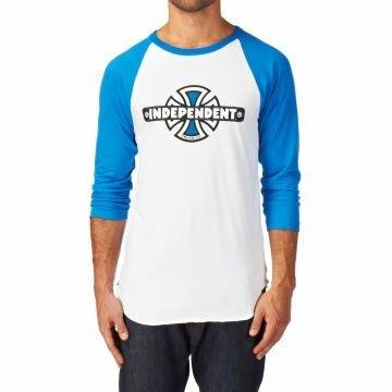 Independent Vintage Baseball Long Sleeve T Shirt