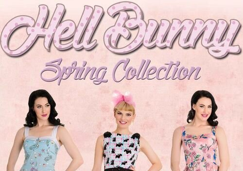 Hell Bunny Spring Collection