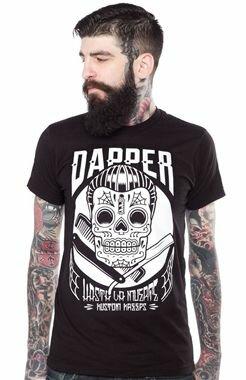 Sourpuss Alternative Dapper T-Shirt