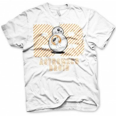 Star Wars The Force Awakens BB8 Astromech Droid T-Shirt