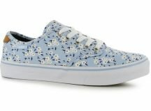 Vans Canvas Summer Shoes For Women