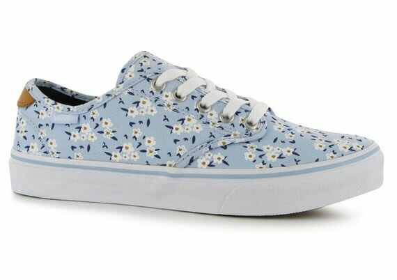 Vans Camden Deluxe Canvas Shoes