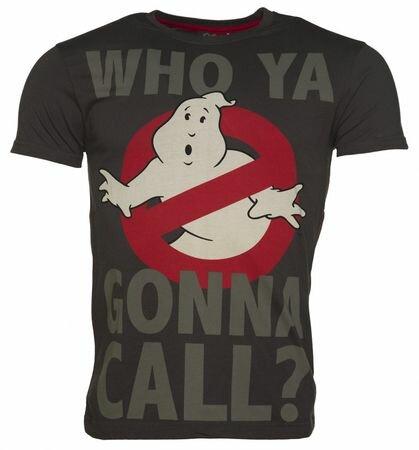 Who Ya Gonna Call Ghostbusters T-Shirt