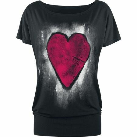 Full Volume Heart of Stone T-Shirt