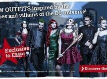 DC Universe Dresses