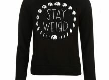 Jilted Generation Slogan Jumpers