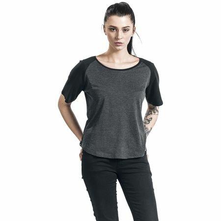 Urban Classics Raglan HiLo T-Shirt