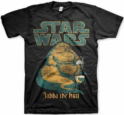 Star Wars Vintage Jabba The Hutt T-Shirt