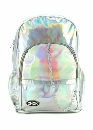 Chok Holo Starlight Silver Backpack