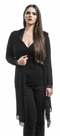 Forplay Lace Cardigan