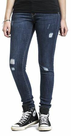 Urban Classics Ripped Denim Jeans