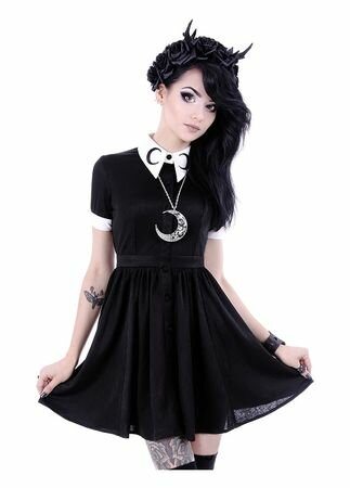 Restyle Moon Gothic Dress