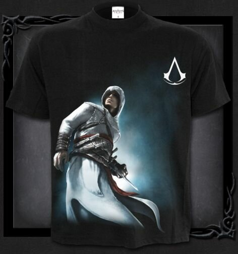 ALTAIR SIDE PRINT Assassins Creed T-Shirt