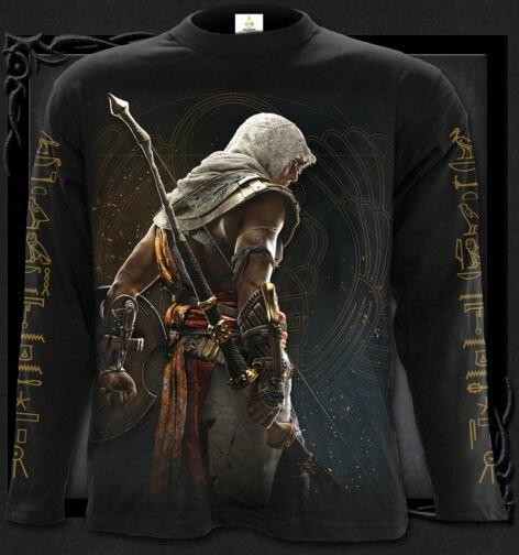 ORIGINS BAYEK Assassins Creed Longsleeve Top
