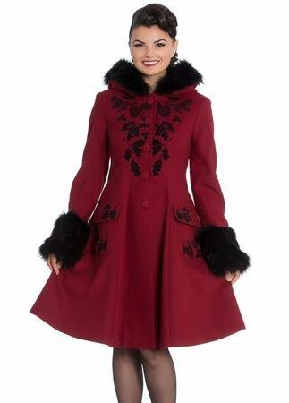 Hell Bunny Sherwood Retro Coat