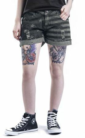 Brandit Stars and Stripes Hotpants