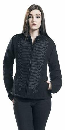 Heartless Black Parade Jacket