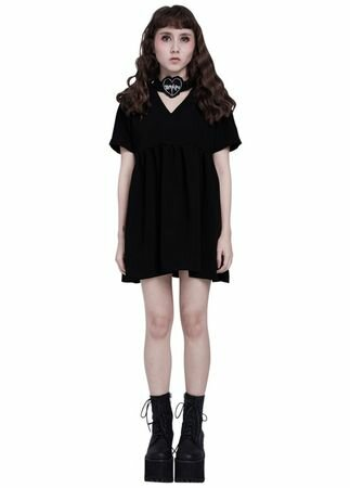 Morph8ne Prayers Jersey Dress