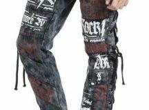 Rock Rebel Men's Clothing