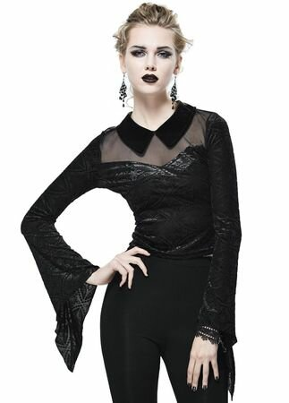 Devil Fashion Isolabella Gothic Top