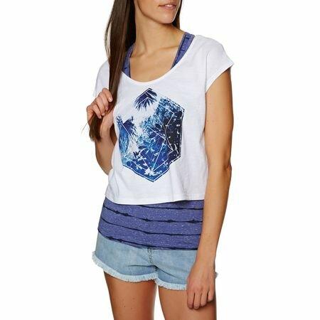 Animal Adelpha Double Layer T-Shirt